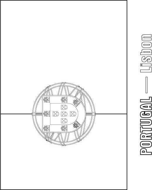 papal flag coloring pages - photo#11
