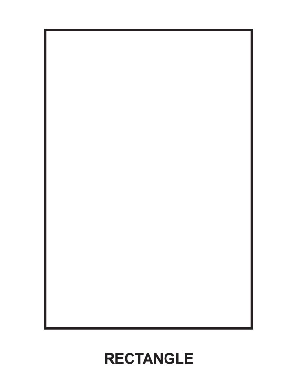 Rectangle coloring page  Download Free Rectangle coloring page