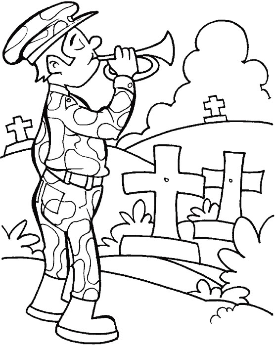 free remembrance day coloring pages - photo#9