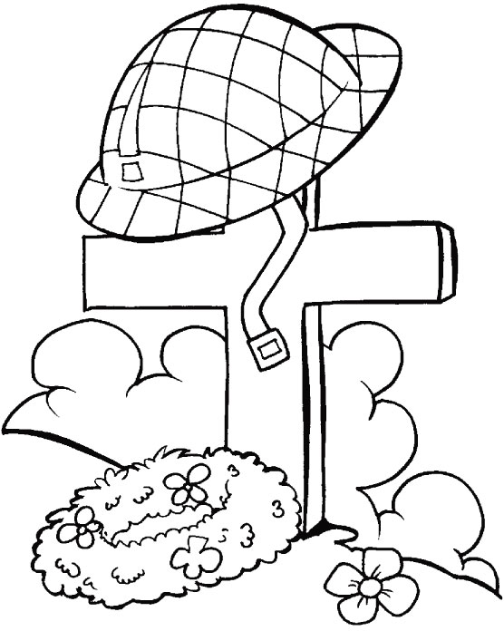 free remembrance day coloring pages - photo#7