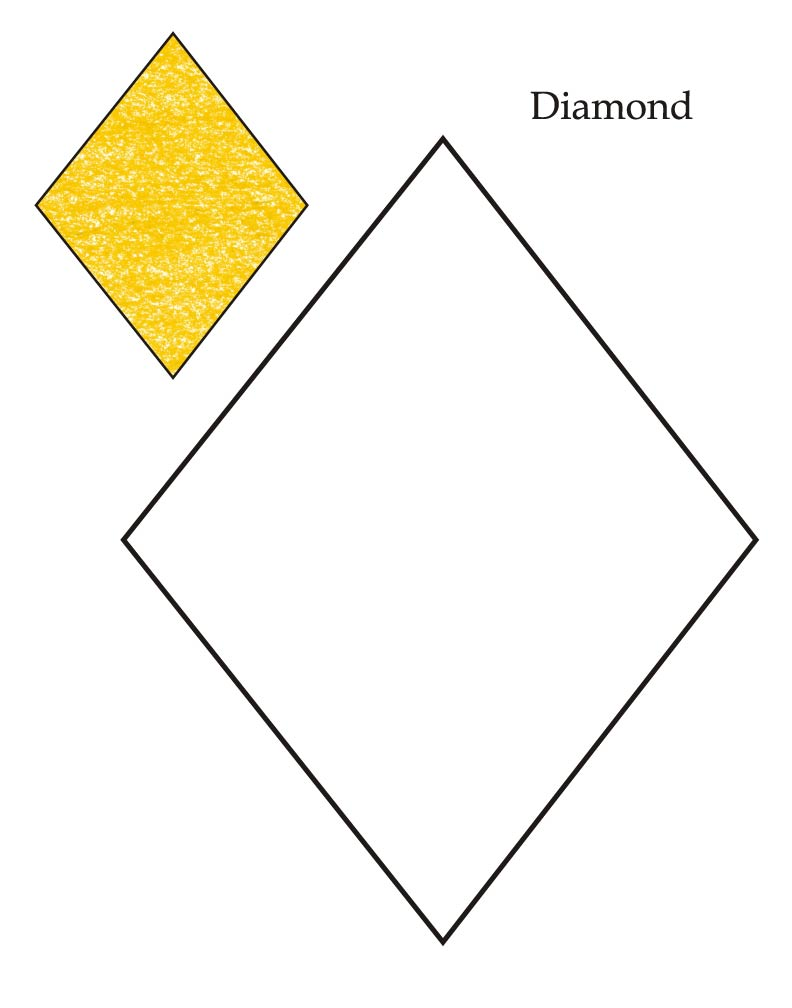 0 Level diamond coloring page | Download Free 0 Level diamond ...