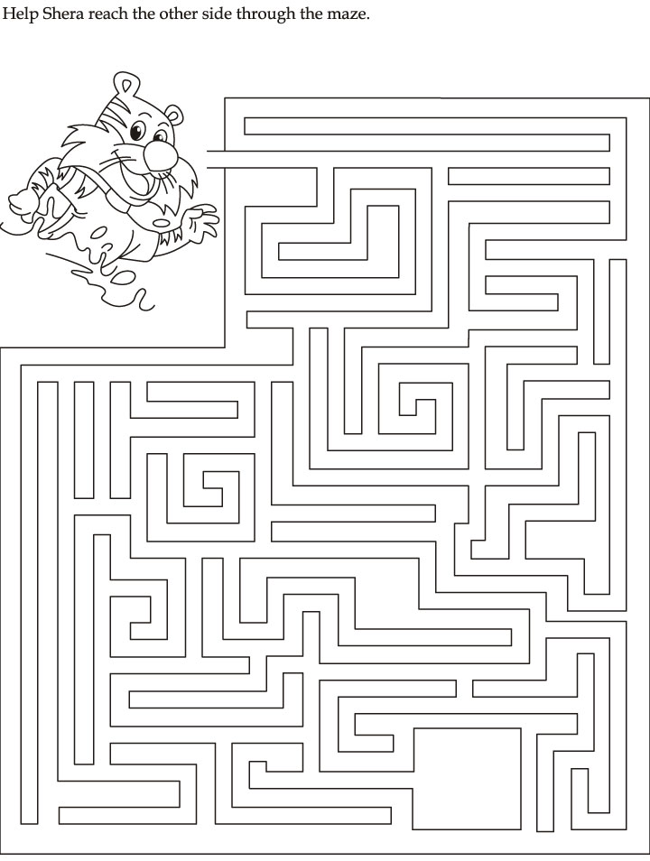 Commonwealth Games Mazes Worksheet – Maze Worksheets