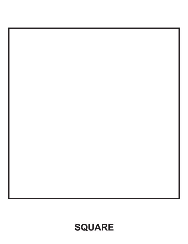 Square coloring page Download Free Square coloring page for kids