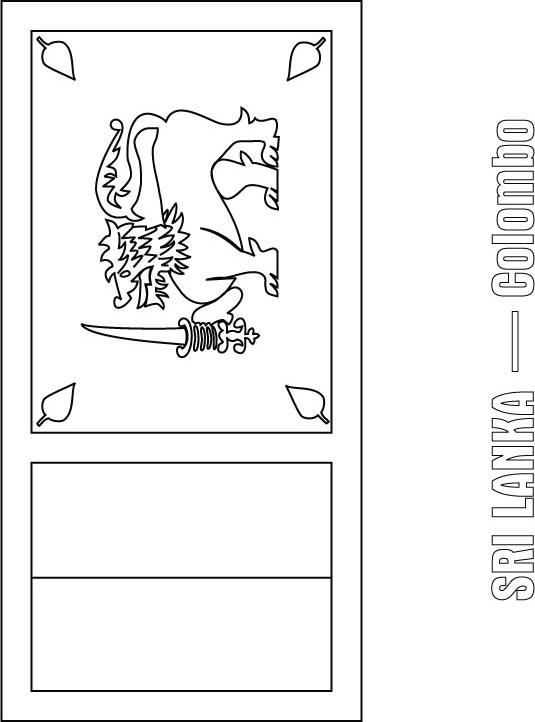 Sri lanka flag coloring page download free sri lanka for Sri lanka flag coloring page