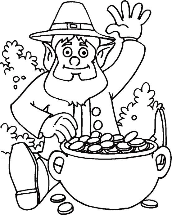 irish flag coloring page - irish coloring page images galleries