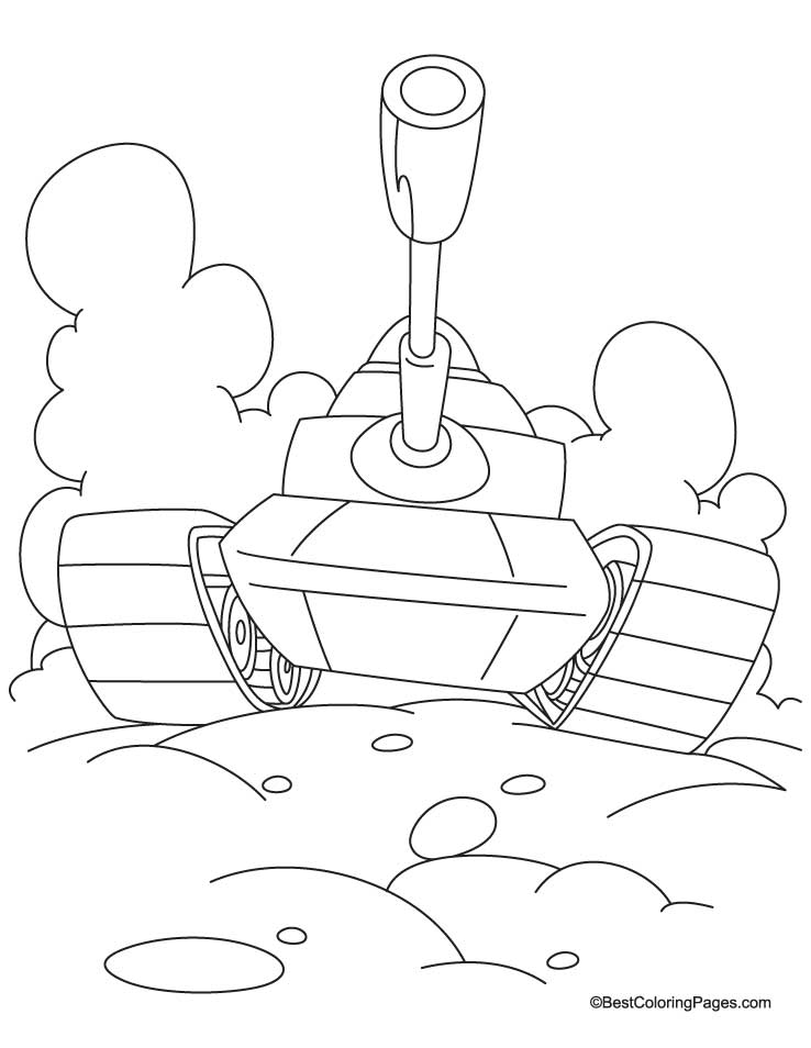 oil tanker coloring pages - photo #8