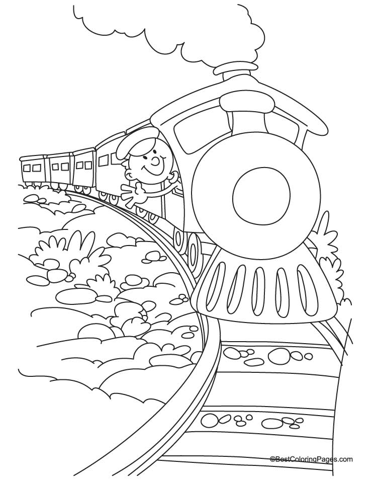awesome train coloring page download free train coloring page for with train coloring page