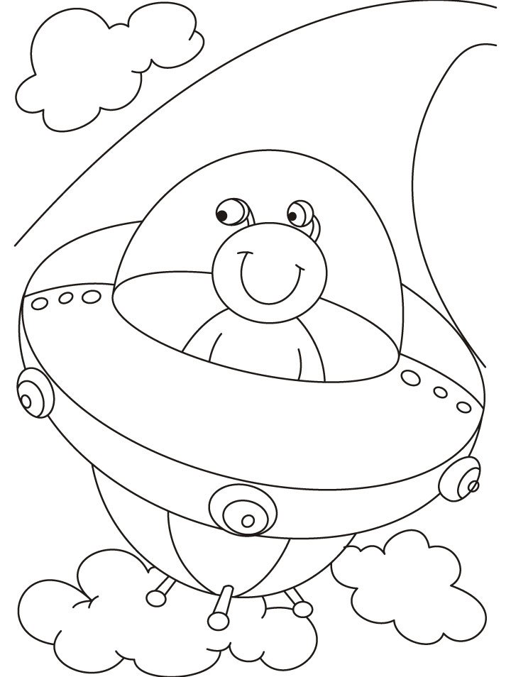 colouring pages ufo ufo s colouring pages