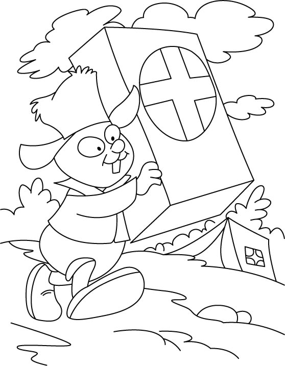 free coloring pages of people walking