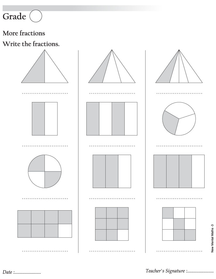 math worksheet : more fractions  download free more fractions for kids  best  : Naming Fractions Worksheet