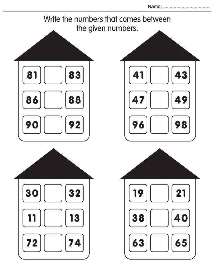 Write the numbers   Download Free Write the numbers for kids ...