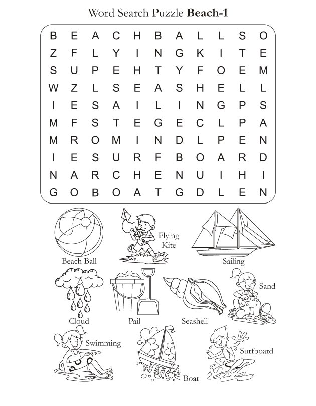 Word Se Puzzle Beach 1 Download Free. Word Se Puzzle Beach 1. Worksheet. Toys Worksheet Year 1 At Mspartners.co