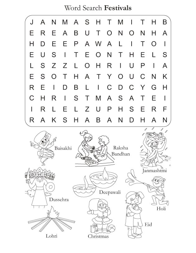 Word Search Puzzle Festivals | Download Free Word Search Puzzle ...