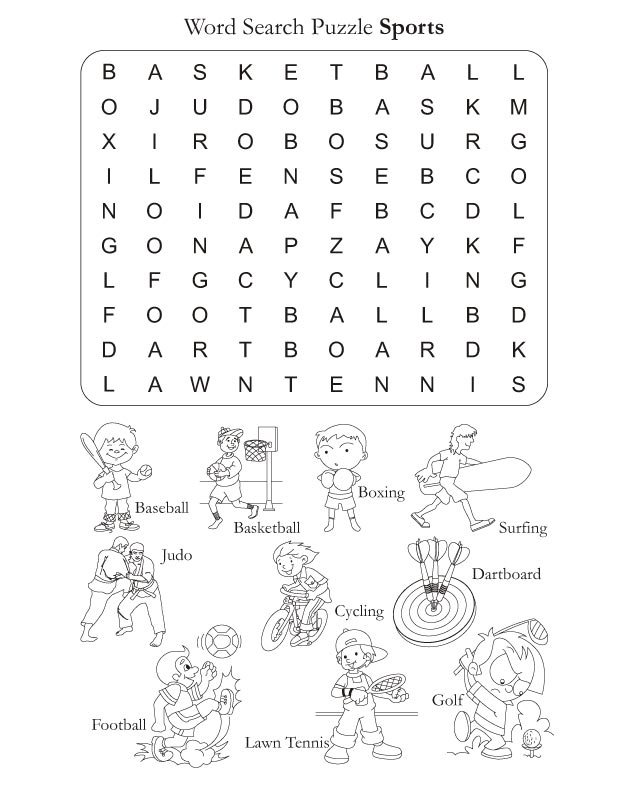 image about Sports Word Search Printable named Term Look Puzzle Athletics Down load Totally free Term Glimpse Puzzle