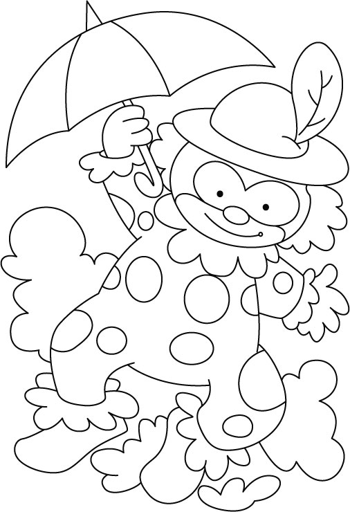 carnival coloring pages preschool - circus coloring pages for preschool coloring pages